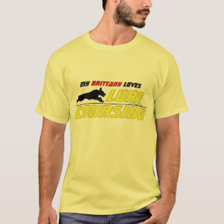 Brittany Lure Coursing shirt
