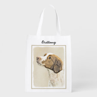 Brittany Reusable Grocery Bag