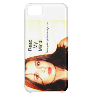 Brittany's 1Phone5 reporters case. iPhone 5C Case