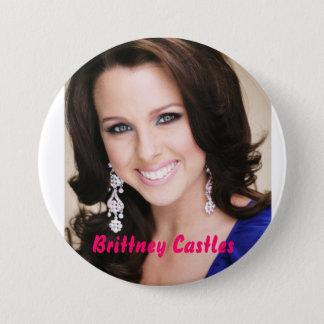 Brittney Castles 7.5 Cm Round Badge