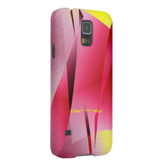 Brittney colorful Samsung Galaxy s5 case