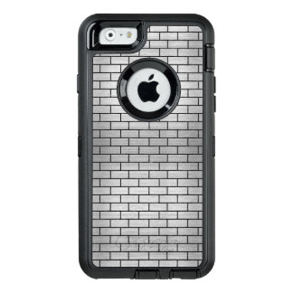 BRK1 BK MARBLE SILVER (R) OtterBox iPhone 6/6S CASE