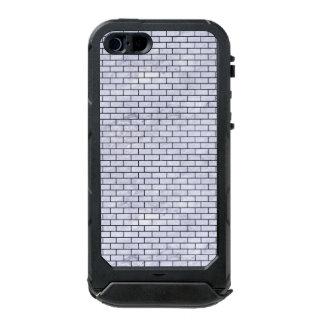 BRK1 BK-WH MARBLE (R) INCIPIO ATLAS ID™ iPhone 5 CASE