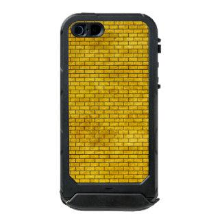 BRK1 BK-YL MARBLE (R) INCIPIO ATLAS ID™ iPhone 5 CASE