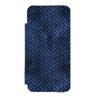 BRK2 BK-MRBL BL-STONE (R) INCIPIO WATSON™ iPhone 5 WALLET CASE
