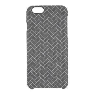 BRK2 BK-WH MARBLE CLEAR iPhone 6/6S CASE