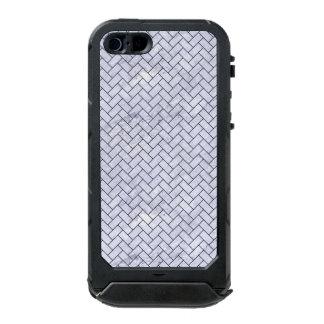 BRK2 BK-WH MARBLE (R) INCIPIO ATLAS ID™ iPhone 5 CASE