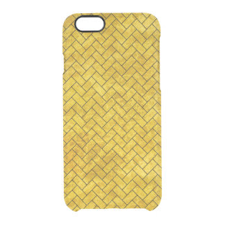 BRK2 BK-YL MARBLE (R) CLEAR iPhone 6/6S CASE