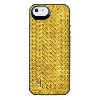 BRK2 BK-YL MARBLE (R) iPhone SE/5/5s BATTERY CASE