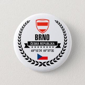 Brno 6 Cm Round Badge