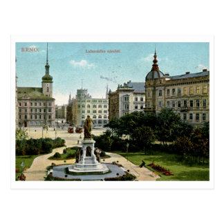 Brno Czech Republic 1913 Vintage Post Cards