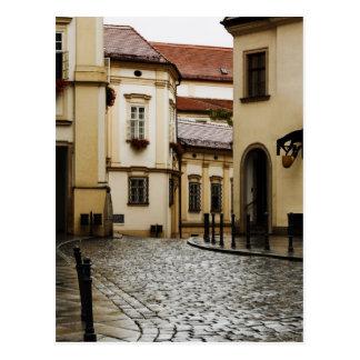 Brno, Czech Republic Postcard