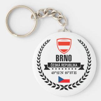 Brno Key Ring