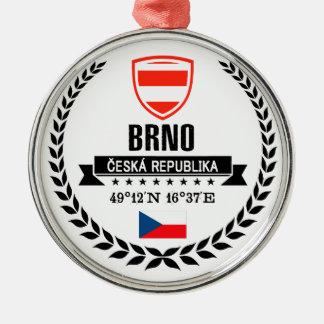 Brno Metal Ornament