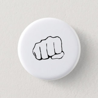 Bro Fist 3 Cm Round Badge
