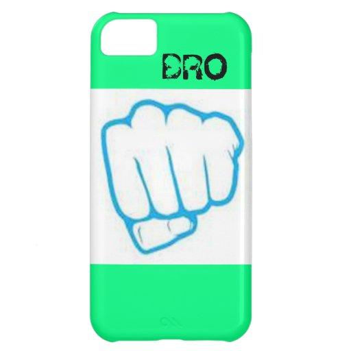 BRO FIST Iphone case iPhone 5C Cases