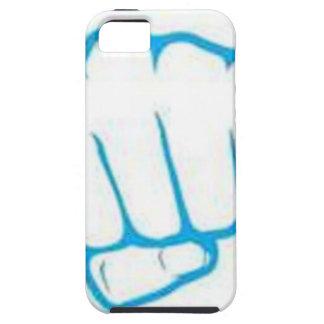 BRO FIST Iphone case Tough iPhone 5 Case