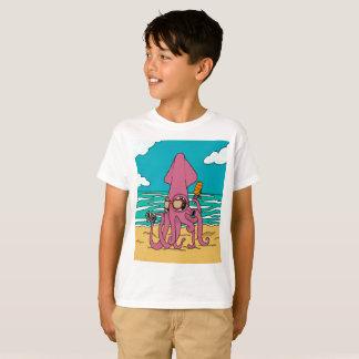 Bro Squid T-Shirt 3