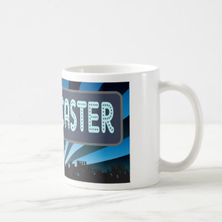 Broadcaster Marquee Mugs