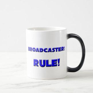 Broadcasters Rule! Mugs