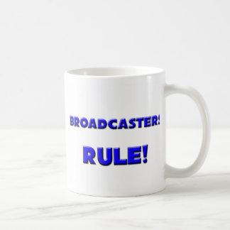 Broadcasters Rule! Mug