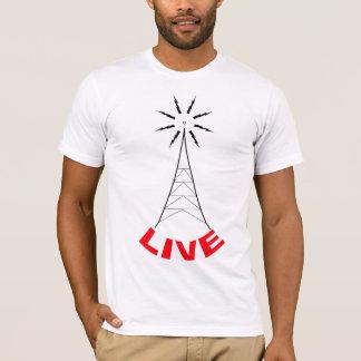 BROADCASTING LIVE T-Shirt