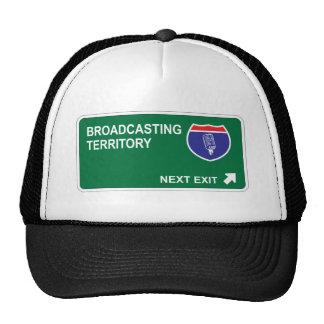 Broadcasting Next Exit Hat