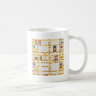 Broadway Boogie Woogie Coffee Mug