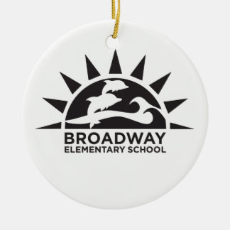 Broadway Elementary Ornament