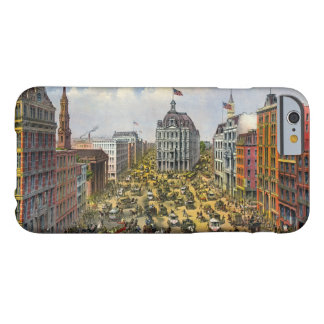 Broadway New York City 1875 Barely There iPhone 6 Case