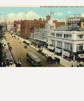Broadway, New York City Vintage Shirt