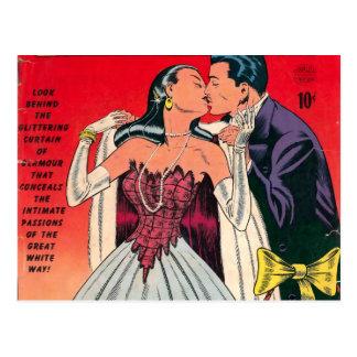 Broadway Romances Comic Book Postcards