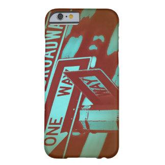 Broadway Sign Barely There iPhone 6 Case