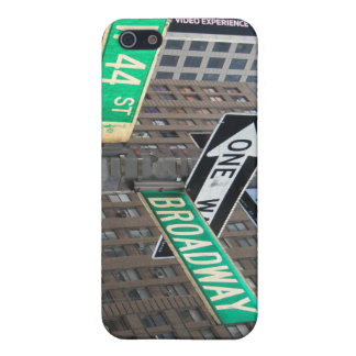 Broadway Talk iPhone Case iPhone 5 Covers