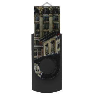 Broadway's Best, New York City Swivel USB 2.0 Flash Drive