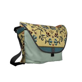Broccato Messenger Bag