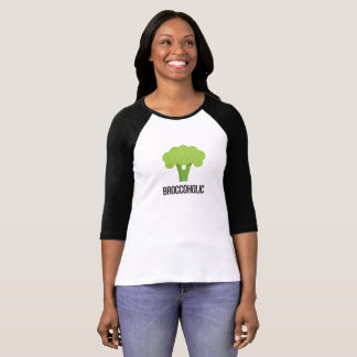 Broccoholic - Must-have for Vegan & Vegeterian T-Shirt