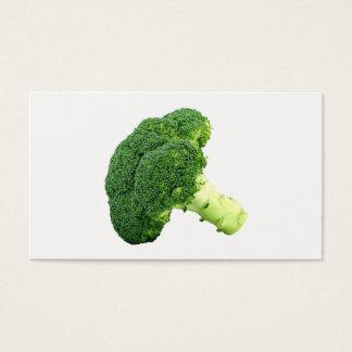 Broccoli Business Card