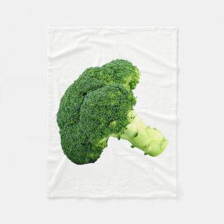 Broccoli Fleece Blanket