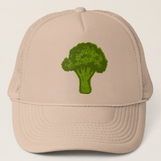 Broccoli Graphic Trucker Hat