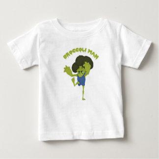 Broccoli Man Baby T-Shirt