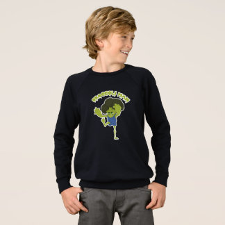Broccoli Man Sweatshirt