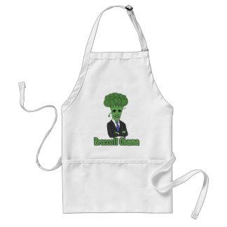 Broccoli Obama Standard Apron