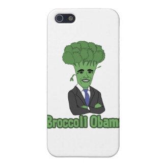 Broccoli Obama iPhone 5 Cover