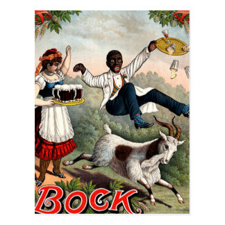 Brock Beer Advertisement Postcard