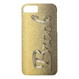 """Brock"" Custom iPhone 7 Case"