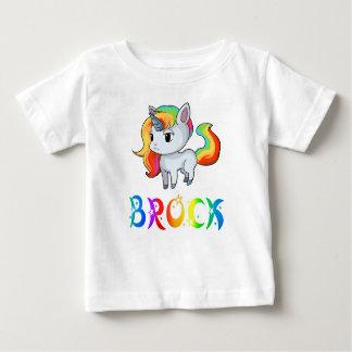 Brock Unicorn Baby T-Shirt