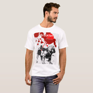 Brockton Boxers Splash Tee