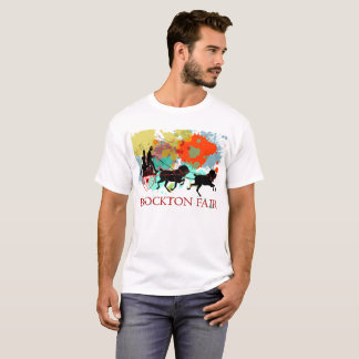 Brockton Fair Horse and Carriage Tee
