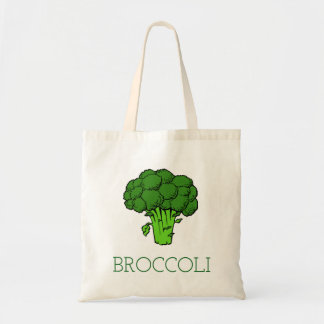 Brocolli Tote Bag